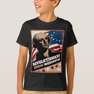 George Washington Revolutionary Kids Tee