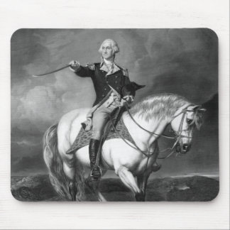 George Washington Salute mousepad