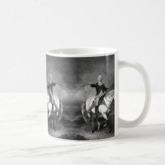 George Washington Salute mug