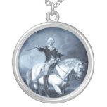 George Washington Salute necklace