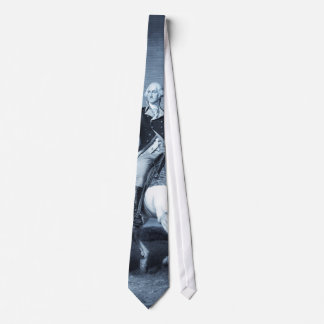 George Washington Salute tie