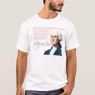 "George Washington Shirt #17 ""Change"""