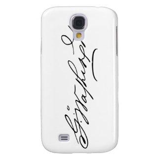 George Washington Signature Galaxy S4 Case