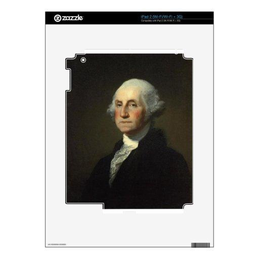 George Washington Skin For The iPad 2