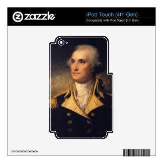 George Washington Skin For iPod Touch 4G