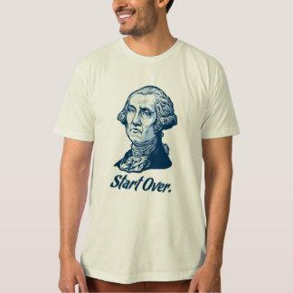 George Washington Start Over T-Shirt