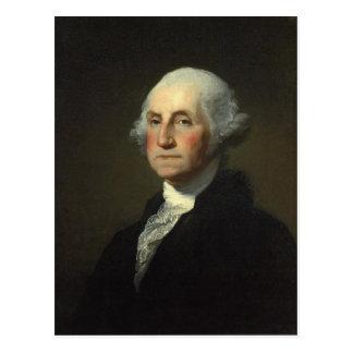 George Washington Tarjeta Postal