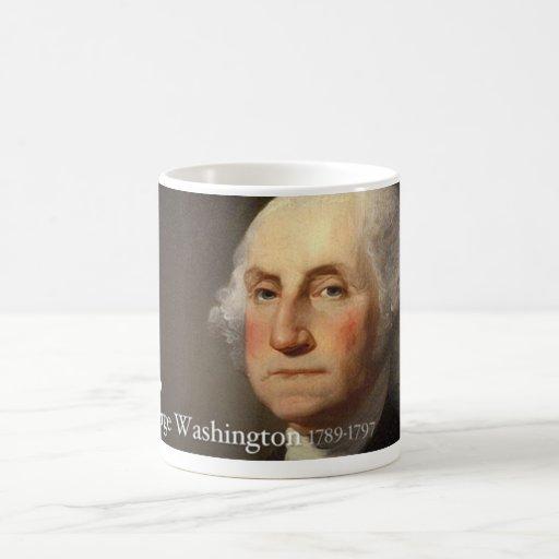 George Washington Taza Clásica
