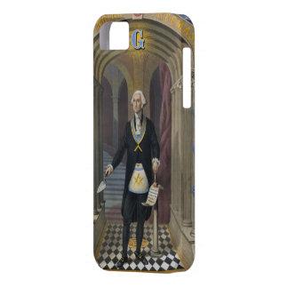 George Washington, The Mason iPhone 5 Cases