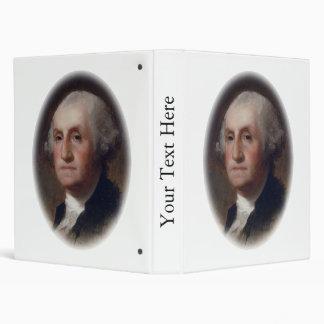 George Washington - Thomas Sulley  (1820) 3 Ring Binder