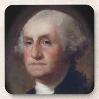 George Washington - Thomas Sulley  (1820) Beverage Coaster