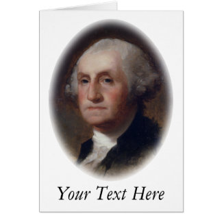 George Washington - Thomas Sulley  (1820) Card