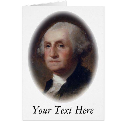 George Washington - Thomas Sulley  (1820) Card