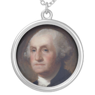 George Washington - Thomas Sulley (1820) Collar Plateado