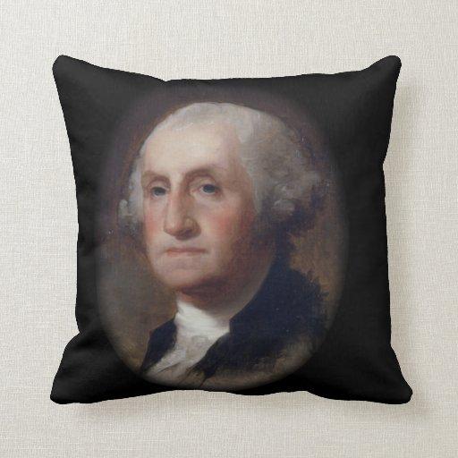 George Washington - Thomas Sulley  (1820) Pillows