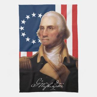 George Washington Toalla De Cocina