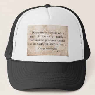 George Washington Trucker Hat