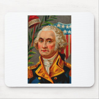 George Washington Vintage Mouse Pad