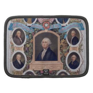 George Washington y los albañiles de la revolución Organizadores