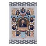 George Washington y los albañiles de la revolución Papeleria Personalizada