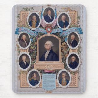George Washington y los albañiles de la revolución Tapete De Raton