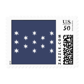 George Washington's Personal Flag Postage