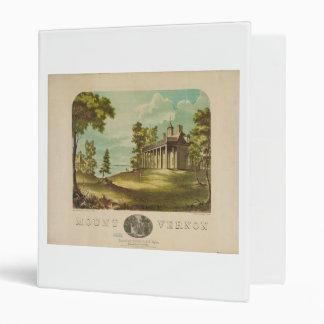 George Washinton's Home Mount Vernon by F. Collins Binder
