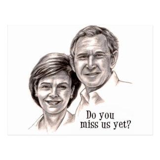 George y Laura Tarjetas Postales