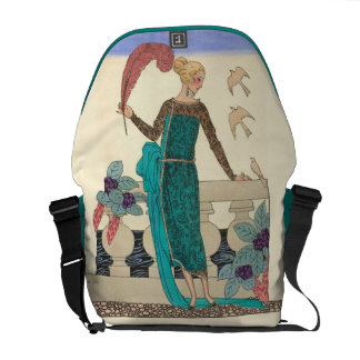 Georges Barbier 1882-1932 French Illustrator Courier Bag