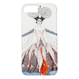 Georges Barbier Art Deco Fashion iPhone 7 case