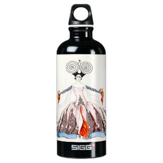 Georges Barbier Art Deco Fashion SIGG Traveler 0.6L Water Bottle