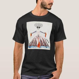 Georges Barbier Art Deco Fashion T-shirt