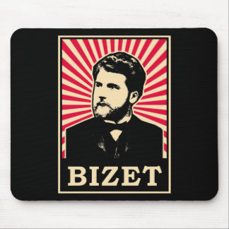 Georges Bizet Mouse Pad