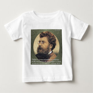 Georges Bizet Religion Shame Quote Gifts & Cards Baby T-Shirt