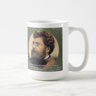 Georges Bizet Religion Shame Quote Gifts & Cards Coffee Mugs