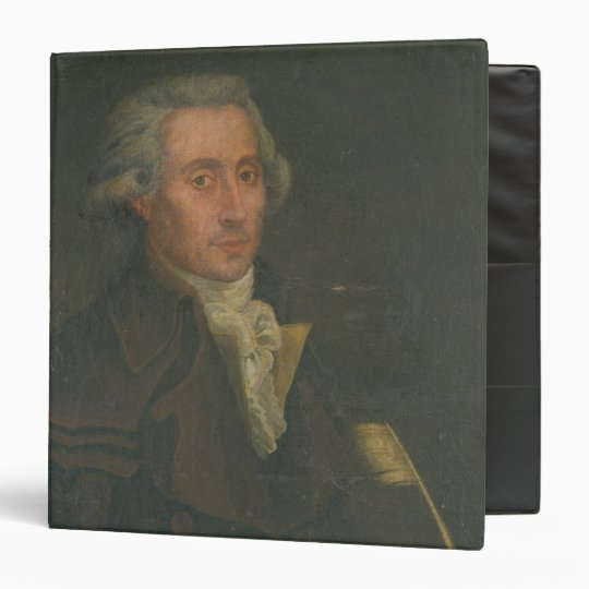 Georges Couthon 3 Ring Binder