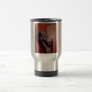 Georges de La Tour Art 15 Oz Stainless Steel Travel Mug