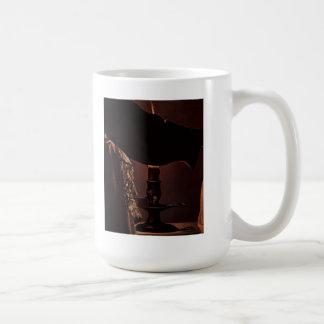 Georges de La Tour Art Classic White Coffee Mug