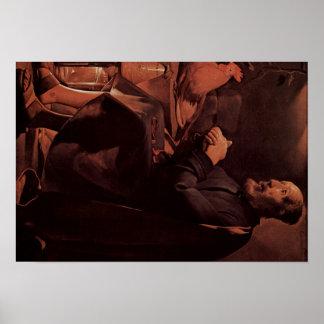 Georges de La Tour Art Poster