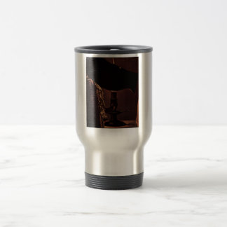 Georges de La Tour Art Travel Mug