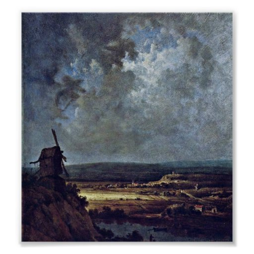 Georges de La Tour - Musician Posters