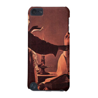 Georges de La Tour - The angel appears to St Josep iPod Touch (5th Generation) Cases