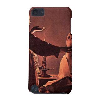 Georges de La Tour - The angel appears to St Josep iPod Touch (5th Generation) Case