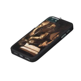 Georges de la Tour- The Payment of Dues iPhone 5/5S Cover
