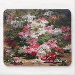 Georges Jeannin  Summer Blooms Mouse Pads