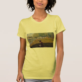 Georges Seurat-A Sunday Afternoon on the Island T-shirt