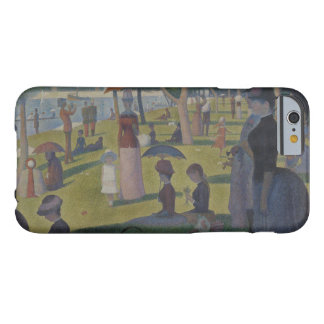 Georges Seurat - A Sunday on La Grande Jatte Barely There iPhone 6 Case