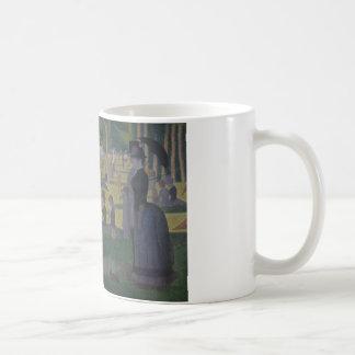 Georges Seurat - A Sunday on La Grande Jatte Coffee Mug