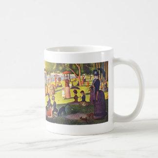 Georges Seurat- 'A Sunday on La Grande Jatte' Coffee Mug