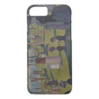 Georges Seurat - A Sunday on La Grande Jatte iPhone 8/7 Case